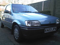 Picture of 1993 Ford Fiesta, exterior
