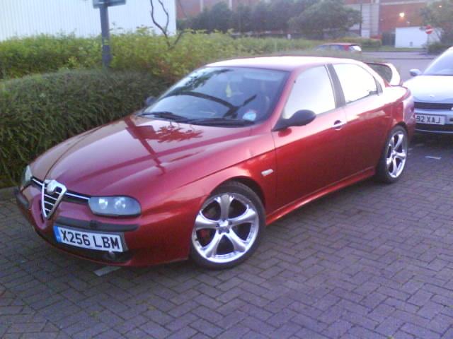 2000 Alfa Romeo 156 - Pictures - CarGurus