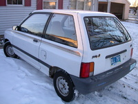 Picture of 1989 Ford Festiva, exterior