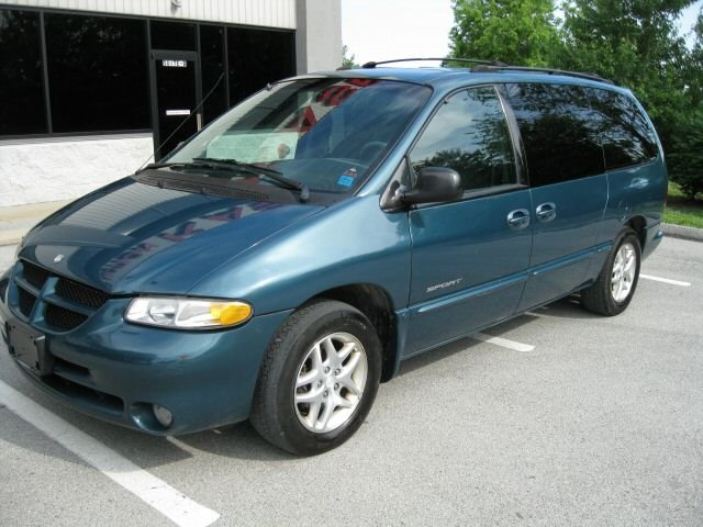Picture of 2001 Dodge Grand Caravan 4 Dr Sport Passenger Van Extended