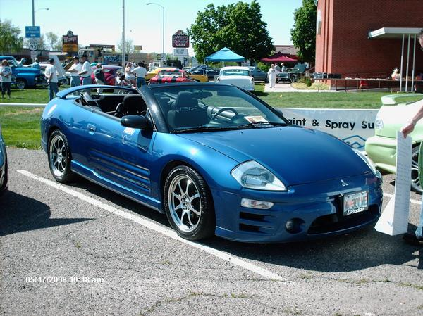 mitsubishi eclipse spyder gt 2001 sexy cars girls entertainment. Black Bedroom Furniture Sets. Home Design Ideas