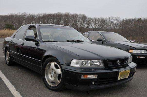 Acura Legend Dr Gs Sedan Pic on 1991 Acura Legend Ls