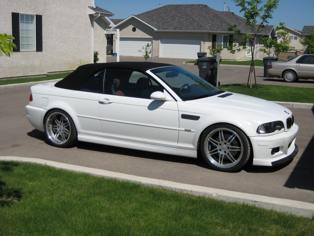 Picture of 2004 BMW M3 Convertible RWD, exterior, gallery_worthy
