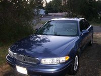 1998 Buick Century Limited, exterior