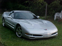 1998 Chevrolet Corvette Coupe, Picture of 1998 Chevrolet Corvette 2 Dr STD Coupe, exterior