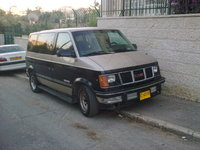 Picture of 1993 GMC Safari 3 Dr SLE Passenger Van, exterior