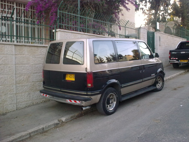 Picture of 1993 GMC Safari 3 Dr SLE Passenger Van