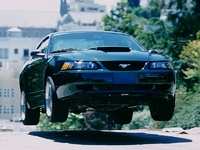Picture of 2001 Ford Mustang, exterior