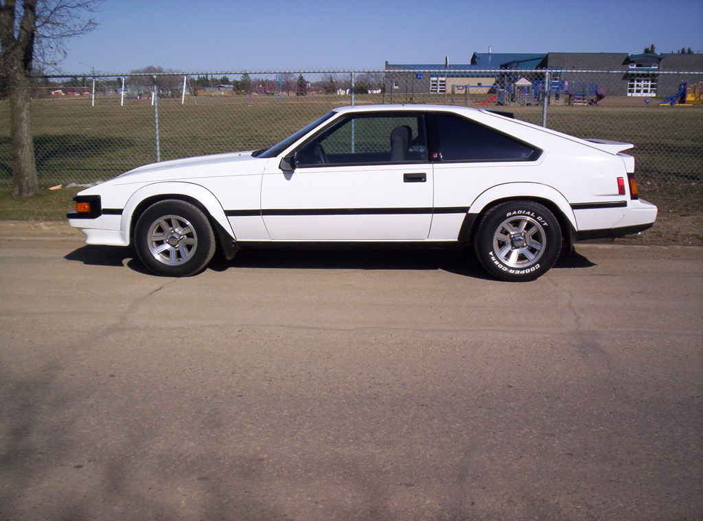 Picture of 1986 Toyota Supra
