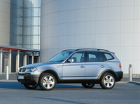 2005 BMW X3 Picture Gallery