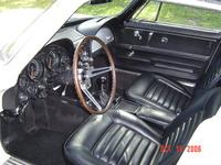 1966 Chevrolet Corvette Coupe picture, interior