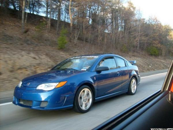 Saturn Ion 1,2,3 Sedan Red Line. 2005 Saturn ION Red Line Quad