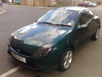 Picture of 1997 Ford Puma, exterior