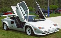 1978 Lamborghini Countach Overview