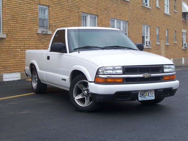 Picture of 2003 Chevrolet S-10 2 Dr LS Standard Cab SB