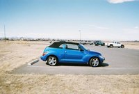 Picture of 2005 Chrysler PT Cruiser GT Convertible, exterior