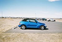 2005 Chrysler PT Cruiser GT Convertible picture, exterior