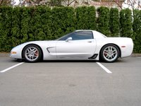 Picture of 2003 Chevrolet Corvette Z06, exterior