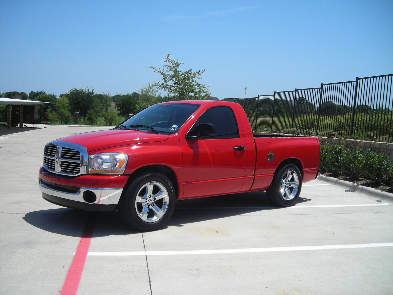 picture of 2006 dodge ram pickup 1500 slt sb exterior. Black Bedroom Furniture Sets. Home Design Ideas