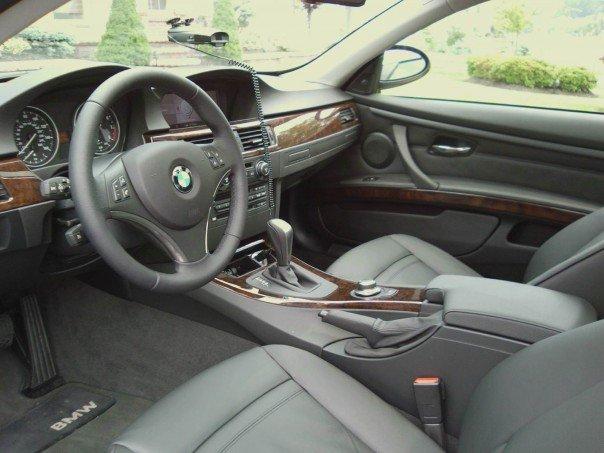 Bmw 328i Coupe Black. Bmw 328i Coupe Interior