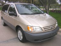 Picture of 2001 Toyota Sienna CE, exterior, gallery_worthy