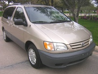 Picture of 2001 Toyota Sienna CE, exterior