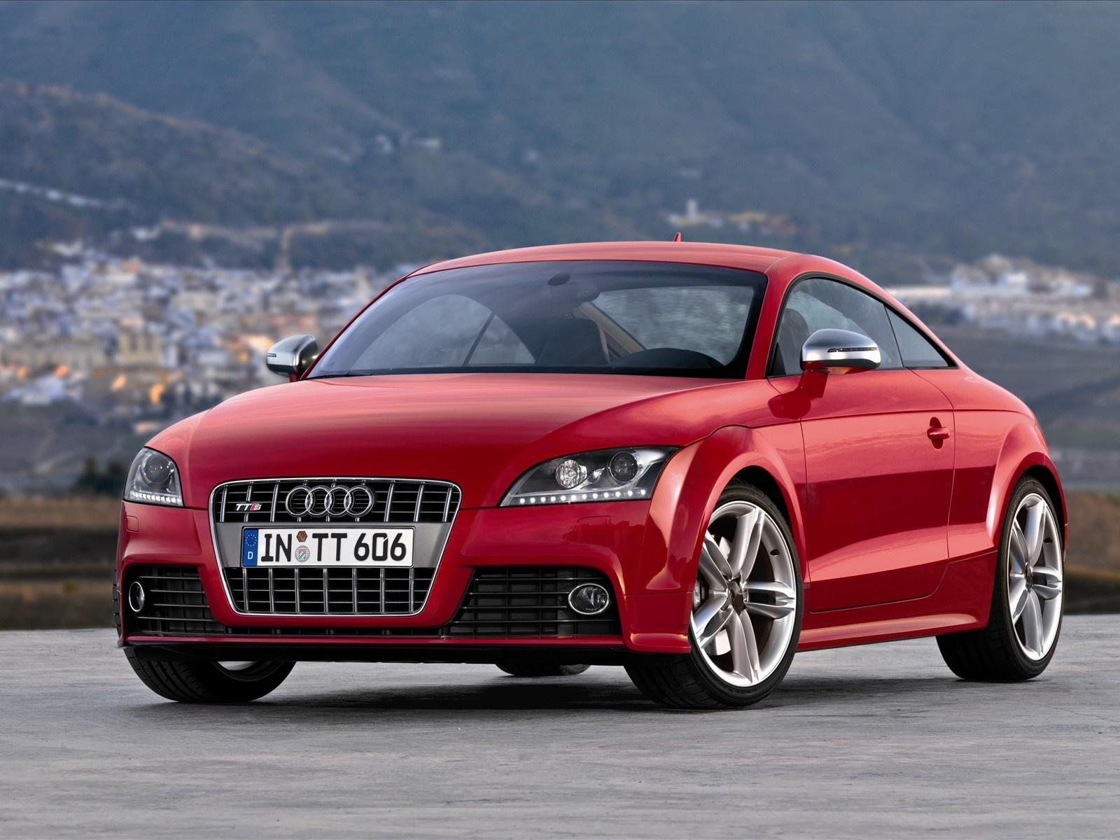 2009 Audi TT  Overview  CarGurus