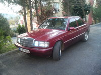 Picture of 1991 Mercedes-Benz 190-Class 4 Dr 190E 2.3 Sedan, exterior