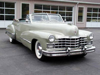 1947 Cadillac Fleetwood Overview
