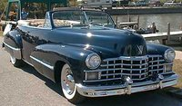1947 Cadillac Sixty Special Overview