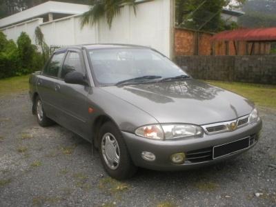 Picture of 2004 Proton Wira