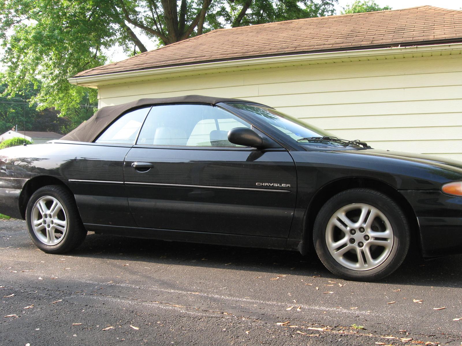 1996 Chrysler Sebring Pictures Cargurus