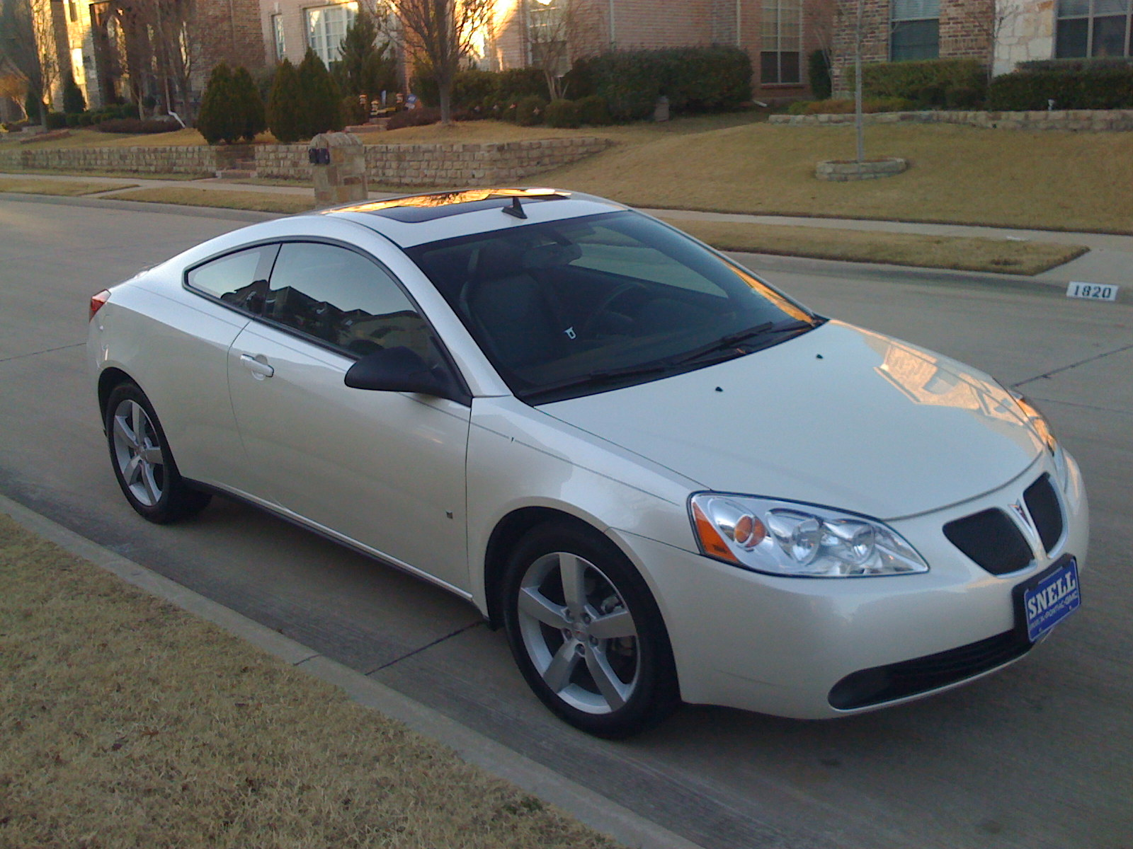 Pontiac G6 Related Images Start 100 Weili Automotive Network