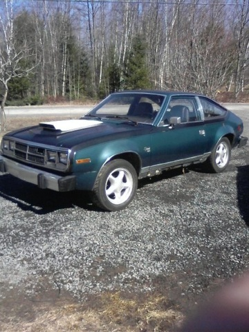 Picture of 1982 AMC Spirit