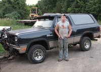 Picture of 1992 Dodge Ramcharger 2 Dr 150 Canyon Sport 4WD SUV, exterior