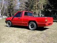 Picture of 1990 Mitsubishi Mighty Max Pickup 2 Dr STD Standard Cab SB, exterior, gallery_worthy