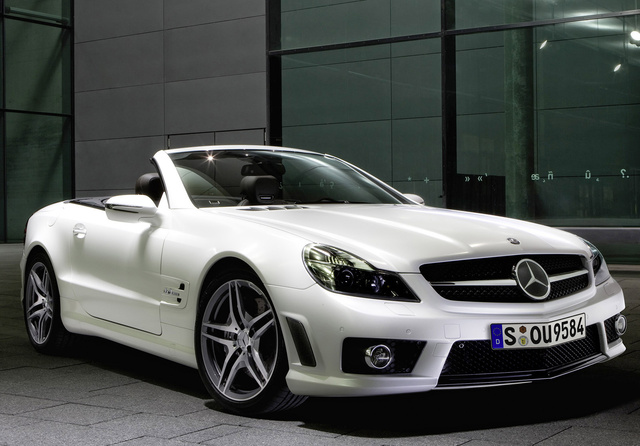 Picture of 2009 Mercedes-Benz SL-Class SL63 AMG