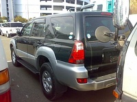 2006 Toyota Hilux Surf Overview