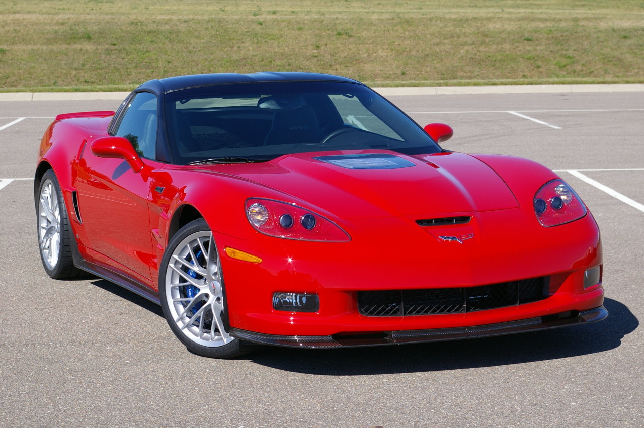 2009 Chevrolet Corvette ZR1 picture