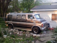 Picture of 1985 Dodge Ram Van, exterior