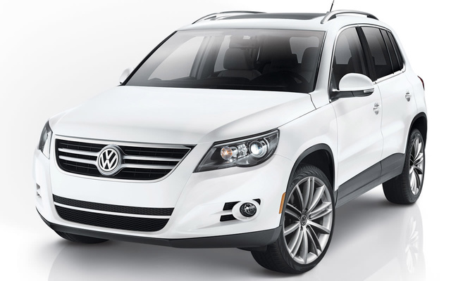 Picture of 2009 Volkswagen Tiguan SEL, exterior, manufacturer, gallery_worthy