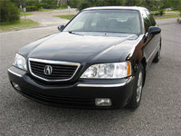 2004 Acura RL Picture Gallery
