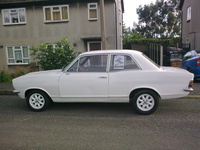 1967 Vauxhall Viva Overview