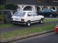 1984 Toyota Starlet Picture Gallery