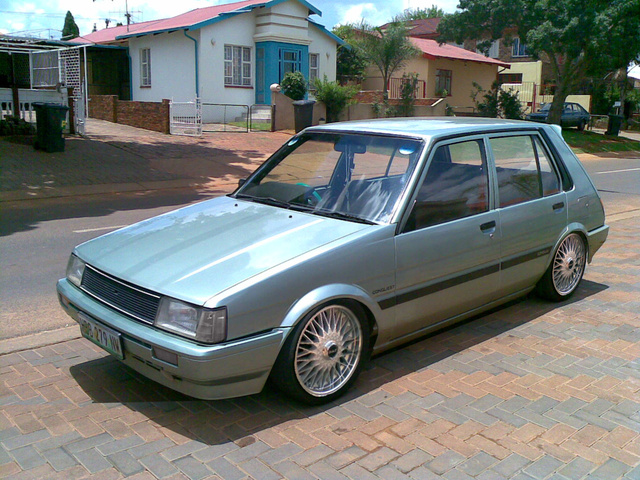 Picture of 1985 Toyota Corolla