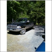 Picture of 1996 Dodge Ram 1500 2 Dr Laramie SLT 4WD Extended Cab LB, exterior