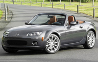 2008 Mazda MX-5 Miata Overview