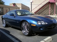 2004 Jaguar XK-Series XK8 Coupe, 2004 Jaguar XK-Series 2 Dr XK8 Coupe picture, exterior