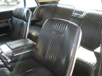 1964 Ford Thunderbird picture, interior