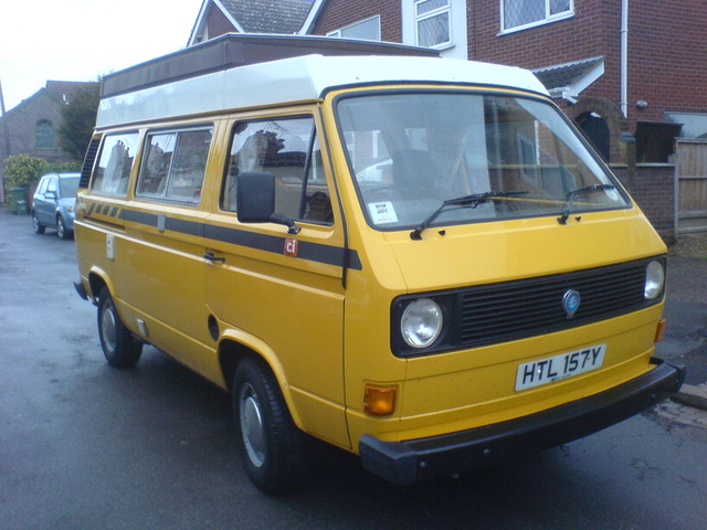 Picture of 1981 Volkswagen Vanagon, exterior
